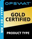 OPSWAT金牌认证